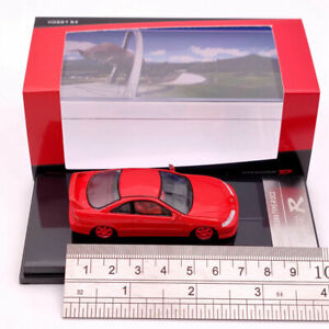 1:64 HOBBY HONDA Integra Type-R DC2 Diecast Model Car Toys Collection Gifts Red