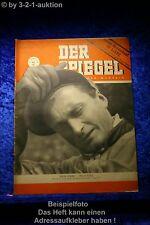 Der Spiegel 38/50 20.9.1950 Mein Pferd mein Kind Farmer; Fuhrmann Frömming