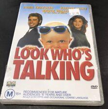 Look Who's Talking (DVD, 2000) Brand New Still Sealed Region 4