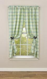"Park Designs Birchwood Leaves Curtain Tie Back Decorative Iron 5-1/2""H x 4-1/2""W"