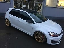 20 Zoll UA9 Concave Felgen Audi A3 S3 VW Golf 5 6 7 GTI Performance Clubsport RS