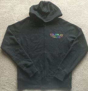 2016 Coldplay World Tour Hoodie A head Full Of Dreams British Rock Pop Martin