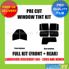 LANDROVER DISCOVERY LR4 2009+ FULL PRE CUT WINDOW TINT KIT