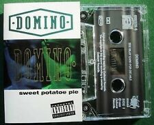 Domino Sweet Potatoe Pie Cassette Tape Single - TESTED