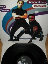 "LONDON BOYS ~ Baby Come Back 12"" SINGLE 1993 MINT RARE!"