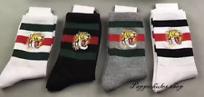 New high Fashion  BRAND men socks Tiger brand Gucci