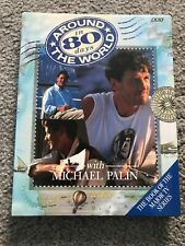 MICHAEL PALIN - AROUND THE WORLD IN 80 DAYS 1ST/1ST-1989 HB