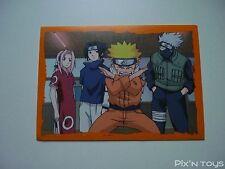 Autocollant Stickers Naruto True Spirit of the Ninja N°97 / Panini 2002