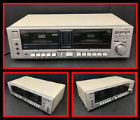 Sears LXI Series Synchronized Dual Cassette Deck Model 564.93284450 WORKS JAPAN
