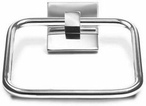 Towel Ring in Chrome Brompton by Croydex CY.QM431541