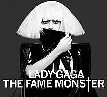 Fame Monster-Deluxe von Lady Gaga | CD | Zustand akzeptabel