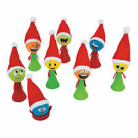 Christmas Elf Hoppers - 12 - Toys - 12 Pieces