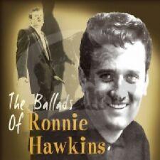 Ronnie Hawkins - Ballads of Ronnie Hawkins [New CD] Germany - Import