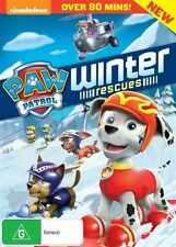 Foreign Language G Rated DVD & PAW Patrol Blu-ray Discs