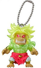 Dragon Ball Z DBZ Broly Great Ape Figure Keychain Ring BEST 16 Gashapon Capsule
