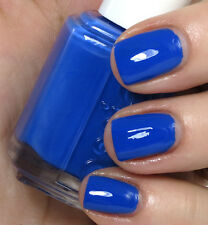 NEW Essie nail polish lacquer in BUTLER PLEASE ~ Indulgent bright blue