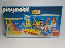 Dificil Kiosko Playmobil 3418 Kiosco Antiguo Parque Infantil Zoo Tienda Caseta