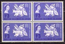 Solomon Islands (1893-1978) Block Stamps