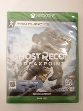 ⭐ Tom Clancy's Ghost Recon Breakpoint Microsoft Xbox One Brand New Sealed Includ