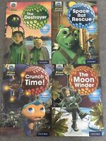 Project X Alien Adventures Level 9, Brown Band - 4 Books RRP £26 New