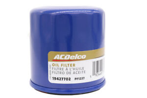 Engine Oil Filter ACDelco PF1237