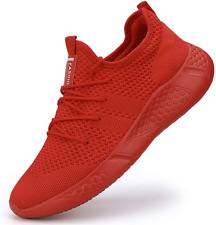 Mens Trainers Athletic Running Shoes Gym Shoes Sneakers Walking Tennis Sport 43