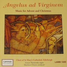 Angelus ad Virginem, Music for Advent and Christmas, St. Mary's Cathedral Choir