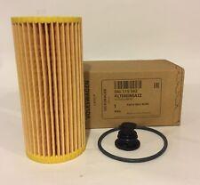 GENUINE OEM VW AUDI SKODA  OIL FILTER 06L115562 + Plastic Drain Plug 06L103801