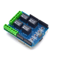 4 channel Relay Shield 5V 4 Channel Relay Shield Module for Arduino