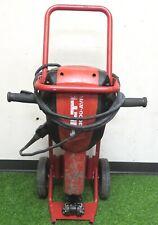 Hilti TE 3000-AVR Electric Breaker Demo Hammer w/Carry Cart Dolly