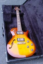 PAUL REED SMITH PRS S2 SINGLECUT SEMI-HOLLOW ELECTRIC GUITAR W/CASE!! EXCELLENT!