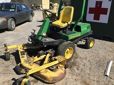 "John Deere F911 commercial Riding Lawn mower 60"" deck 1,448 hrs. 2Wd ""Video"""
