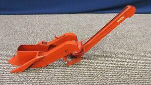 Tru-Scale Corn Picker J-411 1/16 Scale Pressed Steel Metal Farm Toy