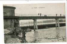 CPA- Carte Postale-France-Vichy-La passerelle -1905 VM19230