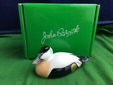 Lovely Beswick ''Eider'' Ceramic Duck Figurine JBD18 USC RD8875