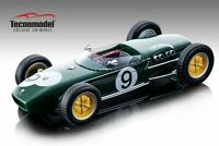 Lotus 18 (John Surtees - British GP 1960) Resin Model Car 18124D