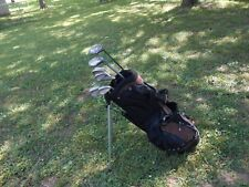 One Complete Set Of Diawa . 3 Iron Trough The Pitching Wedge.