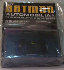Eaglemoss Batman Automobilia No43 The Batman Animated Series (Mark II)
