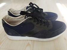 Hogan Mens Sneakers Navy Blue 10.5 M (D) Italy