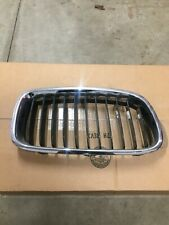 Genuine BMW 3 Series F30 F31 Front Bumper Grill Chrome Grille RIGHT OEM