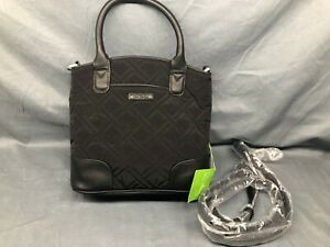 Vera Bradley Day Off Crossbody Classic Black NEW WITH TAGS!