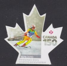 Canada 2017 # 3009i Canada 150 (Paralympic Glory) - Unused