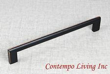 """8-1/8"""" Key Shaped Kitchen Bath Cabinet Pull Handle with Oil Rubbed Bronze Finish"""