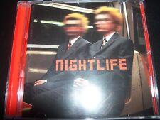 Pet Shop Boys – Nightlife (Australia) CD – Like New
