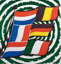 Yt1490 EUROPA FRANCIA FDC Sobre Carta Premier día