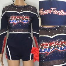 Cheerleading Uniform  Allstar Cheer Factor  Adult Med