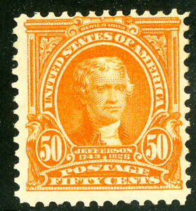 US Stamps # 310 MNH F-VF P.O. fresh mint state Scott Value $1,150.00