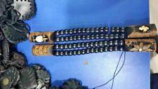 Handmade Criminal Rosary Chetki Tesbih Masbaha Chotki Beads Made from ebanit
