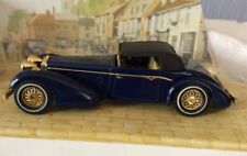 MATCHBOX MODELS OF YESTERYEAR YY017A/D 1938 HISPANO SUIZA - NEW! - PRICE REDUCED