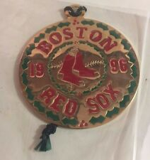 1996 Boston Red Sox Season Ticket Holder Team Issued Christmas Ornament